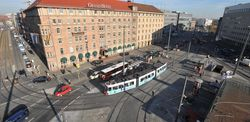 Nuremberg Station Square