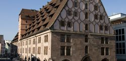 Former Customs House Nuremberg