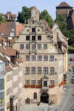City Museum at Fembo's House Nuremberg